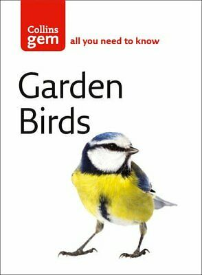 Garden Birds (Collins Gem) By Stephen Moss Paperback Book The Cheap Fast Free • 5.49£