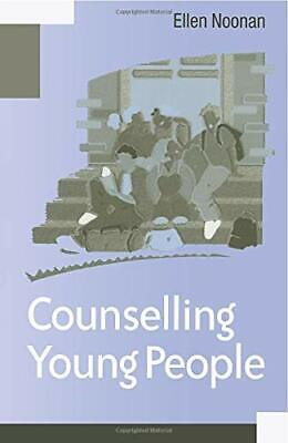 Counselling Young People By Noonan, Ellen Paperback Book The Cheap Fast Free • 12.99£