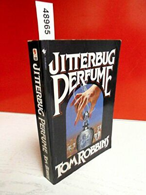 Jitterbug Perfume By Robbins, Tom Paperback Book The Cheap Fast Free Post • 11.99£