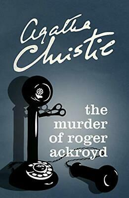 £6.99 • Buy The Murder Of Roger Ackroyd (Poirot) By Agatha Christie Book The Cheap Fast Free