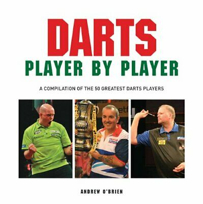 £5.49 • Buy Darts: Player By Player (Big Book) By Andrew O'Brien Book The Cheap Fast Free