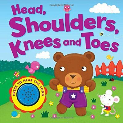 Head And Shoulders (Song Sounds) By IglooBooks (IGLXO) Book The Cheap Fast Free • 4.49£