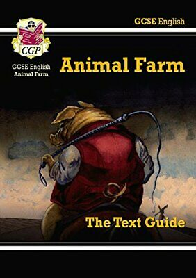 £2.69 • Buy GCSE English Text Guide - Animal Farm (Text Guides) (C... By CGP Books Paperback