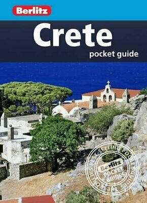 Berlitz: Crete Pocket Guide (Berlitz Pocket Guides) By Berlitz Book The Cheap • 4.49£