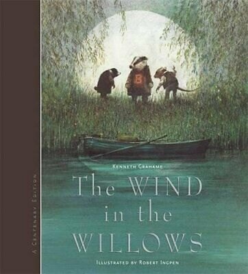 Wind In The Willows (Templar Classics) (Templar C... By Kenneth Grahame Hardback • 5.99£