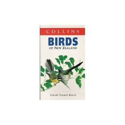 £2.29 • Buy Collins Birds Of New Zealand By Chloe Talbot Kelly Book The Cheap Fast Free Post