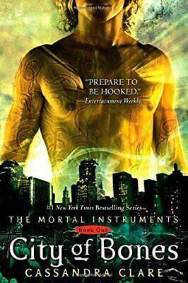 City Of Bones (Mortal Instruments) By Clare, Cassandra Book The Cheap Fast Free • 5.49£