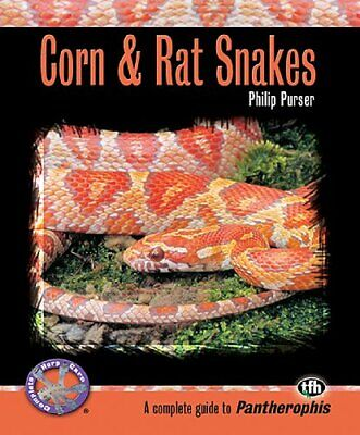 £5.49 • Buy Corn And Rat Snakes (Complete Herp Care) By Purser, Philip Paperback Book The