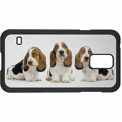 Dogs Hard Case Cover For Samsung New • 6.49AU