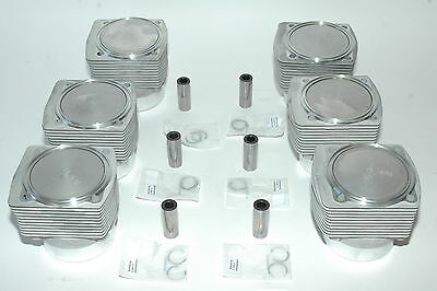 $3599 • Buy Porsche 930 Turbo Early 3.0 Mahle Pistons Cylinders 93010395801