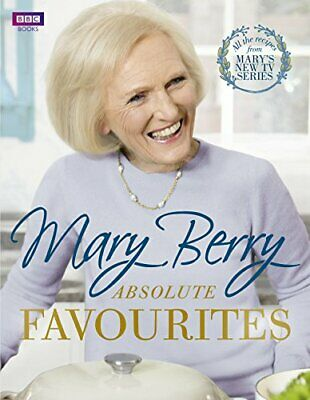 £4.99 • Buy Mary Berry's Absolute Favourites By Berry, Mary Book The Cheap Fast Free Post