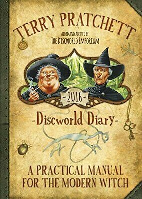 £15.99 • Buy Terry Pratchett's Discworld 2016 Diary: A Practical M... By Emporium, The Discwo