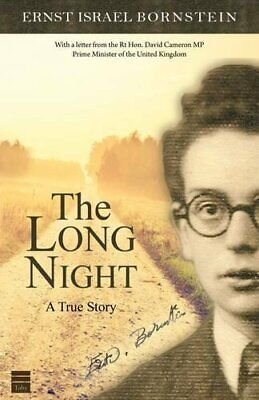 £6.99 • Buy The Long Night: A True Story By Ernst Israel Bornstein Book The Cheap Fast Free