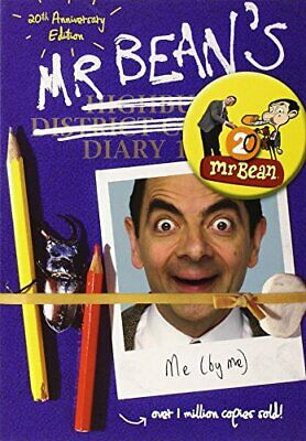 £5.99 • Buy Mr Bean's Diary By Mr Bean Paperback Book The Cheap Fast Free Post
