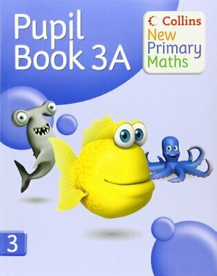 £1.99 • Buy Collins New Primary Maths - Pupil Book 3A: Engaging, Differentiated... Paperback