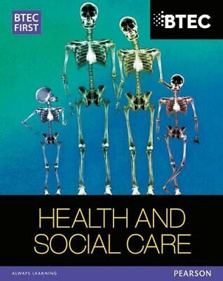 £23.99 • Buy BTEC First In Health And Social Care Student Book (BTEC... By Haworth, Elizabeth