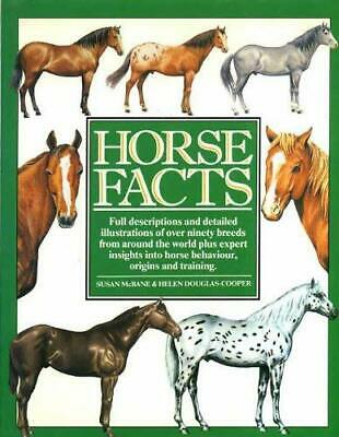 £12.99 • Buy Horse Facts By McBane, Susan Hardback Book The Cheap Fast Free Post