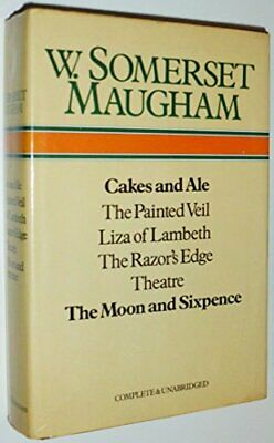 £8.99 • Buy Selected Works: Novels By Maugham, W. Somerset Hardback Book The Cheap Fast Free