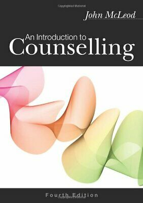 Introduction To Counselling By Mcleod, John Paperback Book The Cheap Fast Free • 32.99£