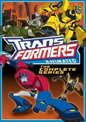 £24.58 • Buy Transformers: Animated: The Complete Series [New DVD] Boxed Set, Full Frame