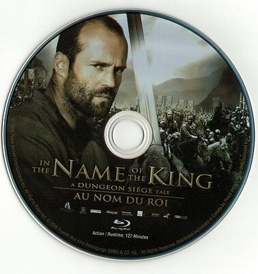 In The Name Of The King: A Dungeon Siege Tale (Blu-ray Disc) Jason Statham • 3.85£
