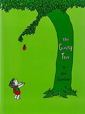 The Giving Tree (Rise And Shine) By Shel Silverstein Hardback Book The Cheap • 8.49£