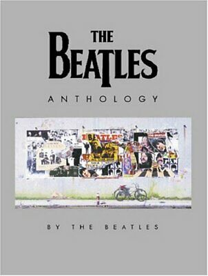 The Beatles Anthology Hardback Book The Cheap Fast Free Post • 17.99£