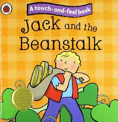 Jack And The Beanstalk: Ladybird Touch And Feel Fairy ... By Ladybird Board Book • 20.53£
