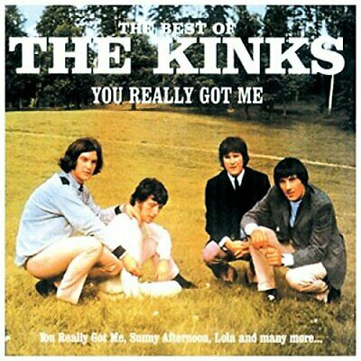 £2.72 • Buy The Kinks - You Really Got Me - The Best Of - The Kinks CD PDVG The Cheap Fast