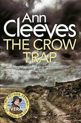 £2.99 • Buy The Crow Trap (Vera Stanhope) By Cleeves, Ann Book The Cheap Fast Free Post