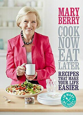 £4.49 • Buy Cook Now, Eat Later By Berry, Mary Book The Cheap Fast Free Post