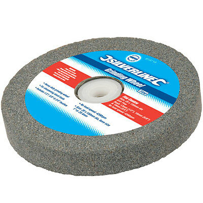 Brand New 6inch 150mm Heavy Duty Replacement Fine Bench Grinding Wheel Disc • 7.99£