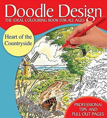 £3.99 • Buy Heart Of The Countryside (Doodle Design S.) By Unknown Paperback Book The Cheap