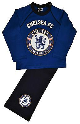 £7.95 • Buy Chelsea FC Football Pyjamas Can Be Personalised With Name & Number