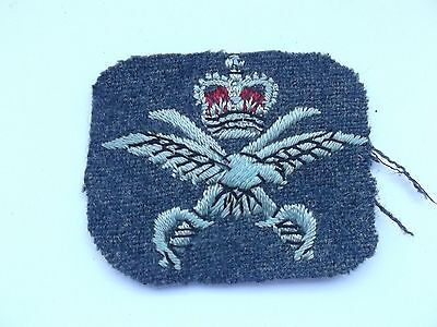 October 1949  Royal Air Force  Physical Training Instructors Cloth Award Patch  • 14£