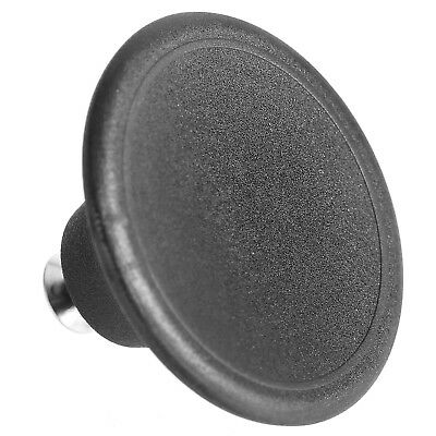 Round Small Black Knob 4.5cm For Le Creuset Pans, Casserole Dishes & Slow Cooker • 7.45£