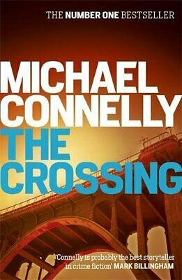 The Crossing (Harry Bosch Series) By Connelly, Michael Book The Cheap Fast Free • 3.39£