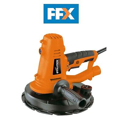 Evolution EB225DWSHH 225MM Hand Held Dry Wall Sander • 106£