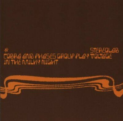 Stereolab - Cobra And Phases Group Play Voltage In The Mi... - Stereolab CD M2VG • 3.49£