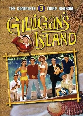£14.64 • Buy Gilligan's Island: The Complete Third Season [New DVD] Boxed Set, Full Frame,