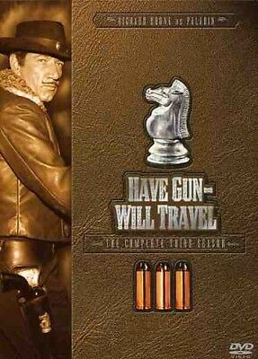 $13.33 • Buy Have Gun Will Travel: The Complete Third Season [New DVD] Black & Whit
