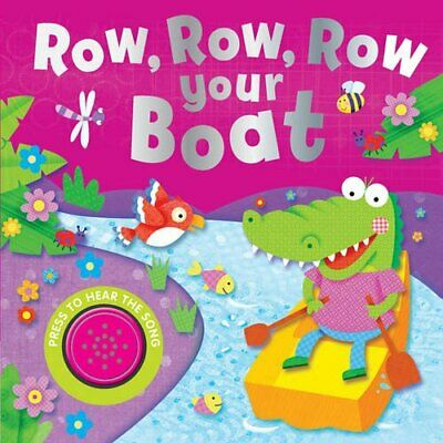 £3.59 • Buy Row, Row, Row Your Boat (Song Sounds) By IglooBooks (IGLXO) Book The Cheap Fast