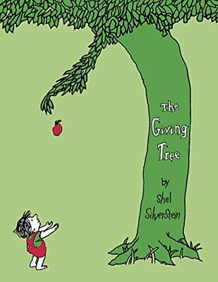 The Giving Tree By Silverstein, Shel Hardback Book The Cheap Fast Free Post • 7.99£