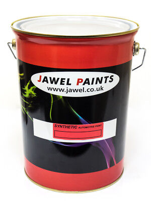 £88.56 • Buy HAMMER FINISH PAINT Synthetic RED 5Litre Size
