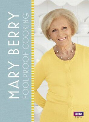 £3.59 • Buy Mary Berry: Foolproof Cooking By Berry, Mary Book The Cheap Fast Free Post