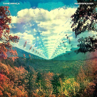 Tame Impala - Innerspeaker: Cd Album (2016) • 6.50£