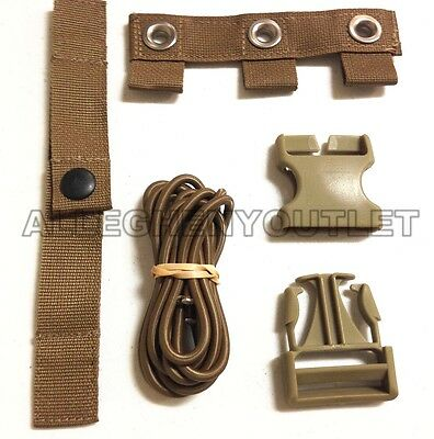$5.40 • Buy Usmc Coyote Repair Kit For Modular Tactical Vest Mtv Scalable Plate Carrier Nip