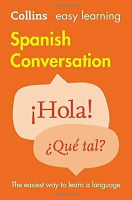 £3.99 • Buy Easy Learning Spanish Conversation: Trusted Support F... By Collins Dictionaries