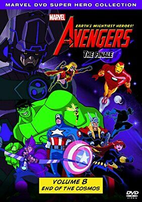 £3.49 • Buy Avengers: Earth's Mightiest Heroes - Volume 8 [DVD] [2013] - DVD  SIVG The Cheap