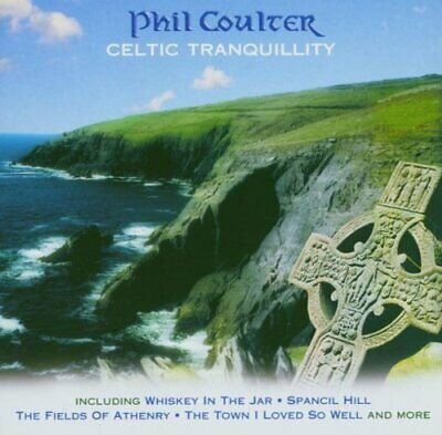 Coulter, Phil - Celtic Tranquility - Coulter, Phil CD P8VG The Cheap Fast Free • 3.49£